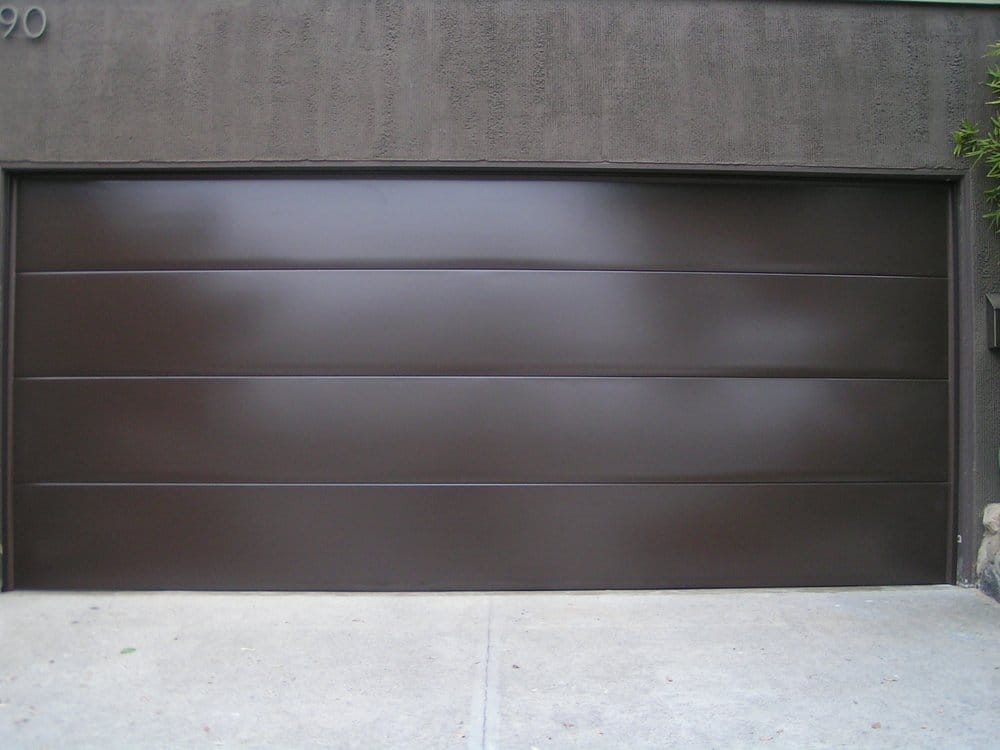 installation door garage oregon brown bend residential doors in breckenridge sales