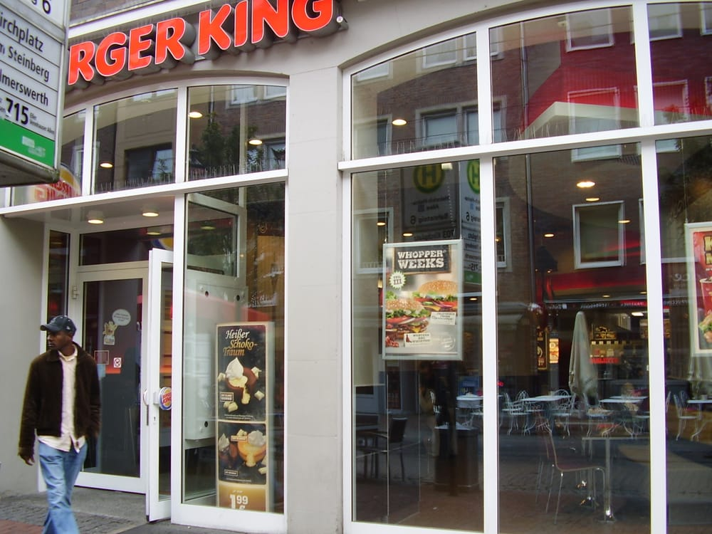 burger king 22 reviews fastfood hunsr ckenstr 33 altstadt d sseldorf nordrhein. Black Bedroom Furniture Sets. Home Design Ideas