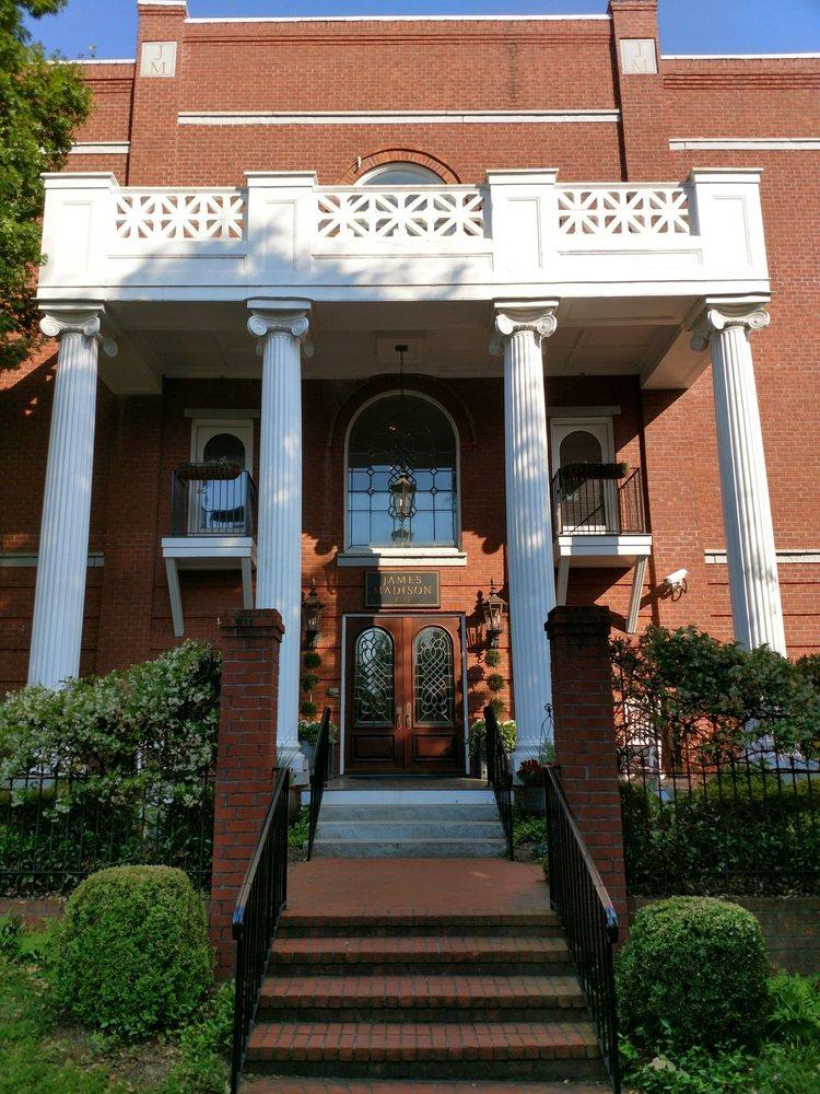 The James Madison Inn: 260 W Washington St, Madison, GA