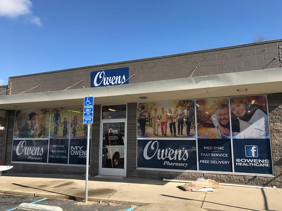 Owens Pharmacy: 2975 East St, Anderson, CA