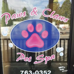 Paws claws pet spa pet groomers 39100 contreras rd for A family pet salon