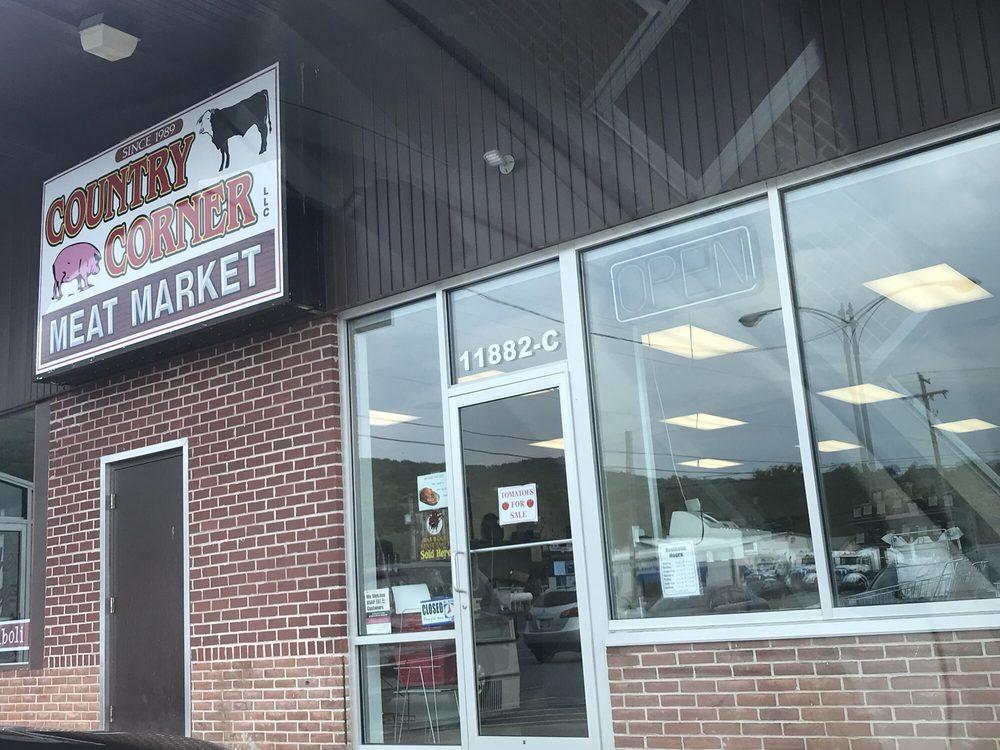 Country Corner Meat Market: 11882 Buchanan Trl E, Waynesboro, PA