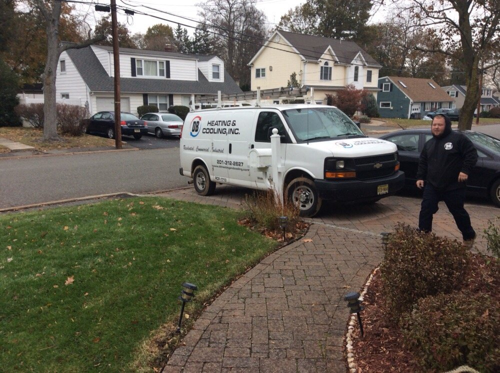 Photo Of Db Heating Cooling Inc Waldwick Nj United States