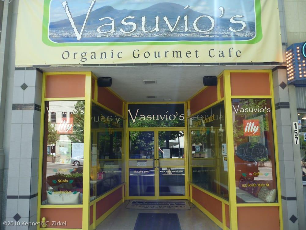 Vegetarian Restaurants Near Salt Lake City