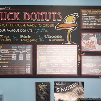 Duck Donuts Virginia Beach Hours