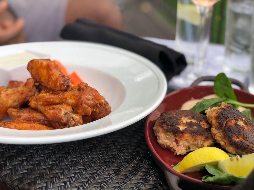 Food from Triple Creek Kitchen & Spirits