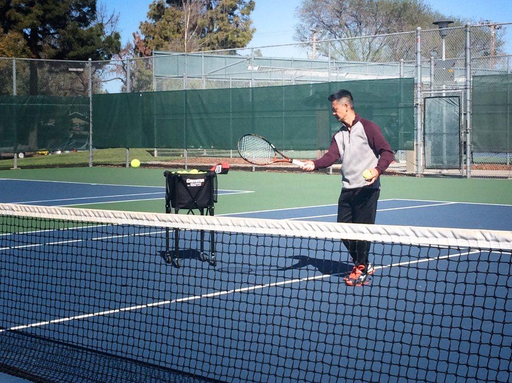 Tennis with Tony