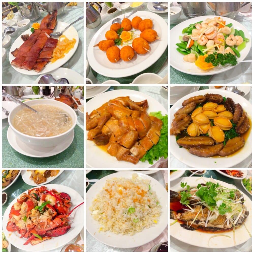 Imperial Garden Seafood Restaurant San Francisco Ca