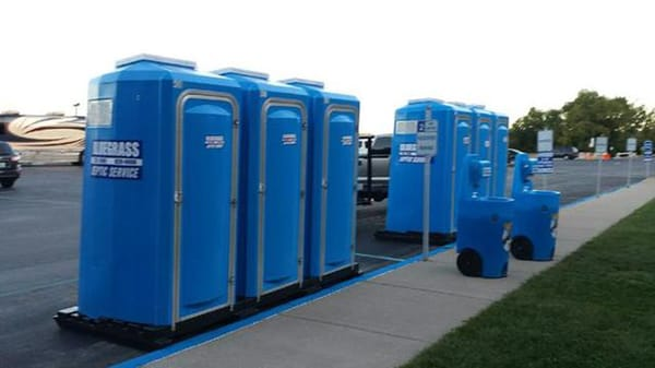 Charmant Photo Of Bluegrass Septic U0026 Portable Toilet Rental   Frankfort, KY, United  States