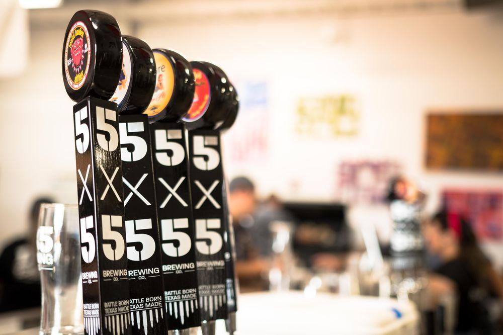 5x5 Brewing Co.: 801 N Bryan Rd, Mission, TX