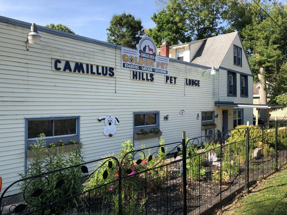 Camillus Hills Golden Pet: 2744 W Genesee Tpke, Camillus, NY