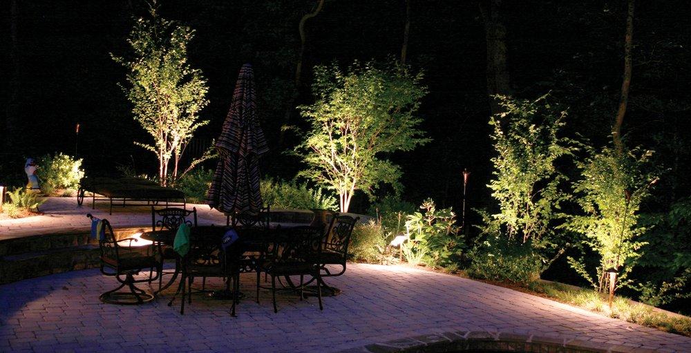 Green scene outdoor lighting 14 photos landscaping 2055 belmont cir franklin tn phone number yelp