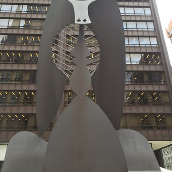 Photo Of Richard J Daley Center