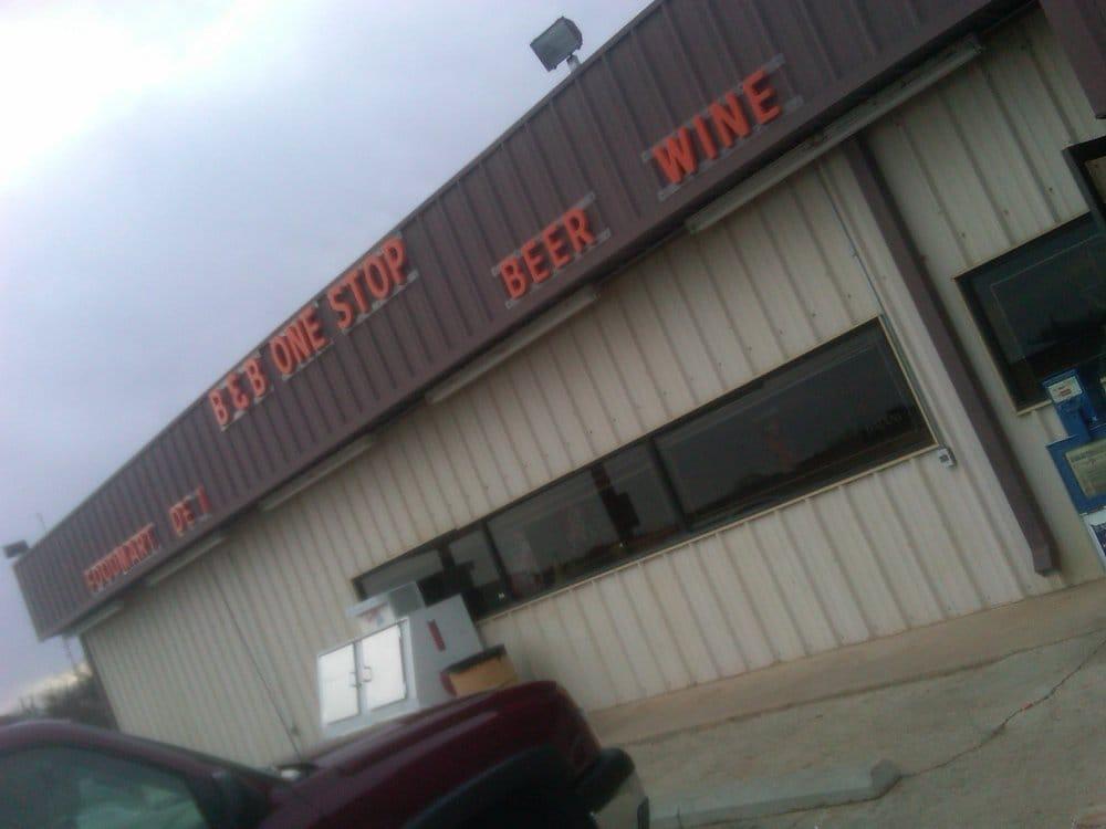 B and B Liquor Store: 548 W Interstate 20, Colorado City, TX