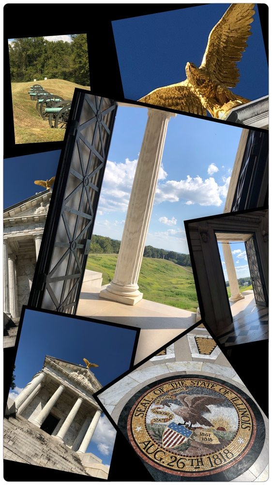 Vicksburg National Military Park: 3201 Clay St, Vicksburg, MS