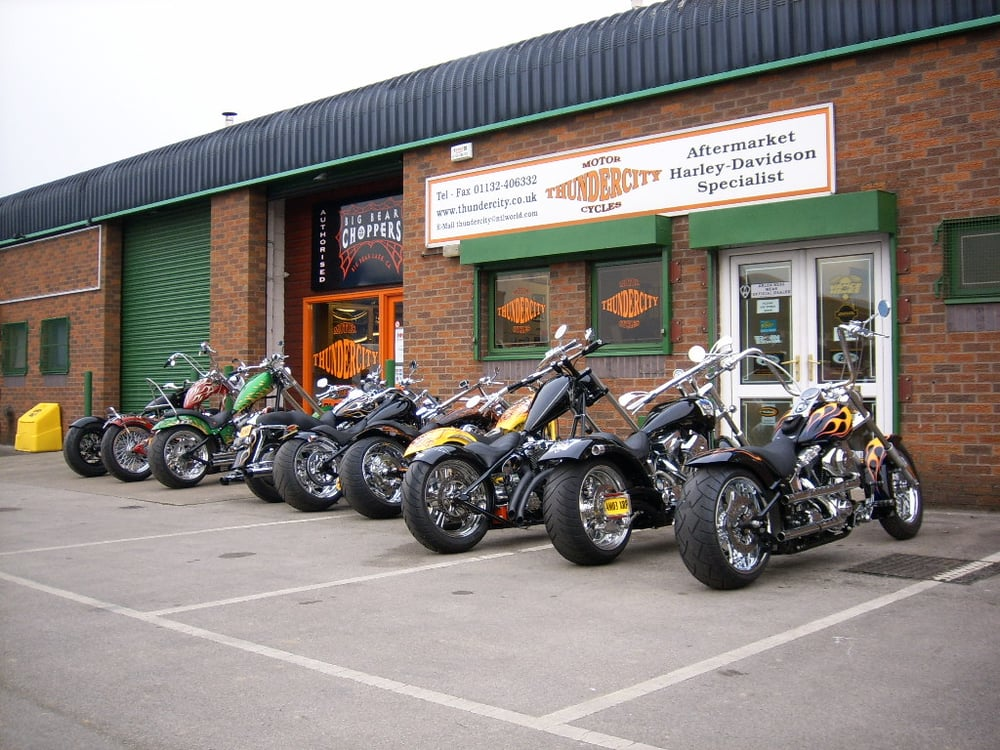 Motorcycle Dealer Near Me >> Thundercity Motorcycles 2019 All You Need To Know Before
