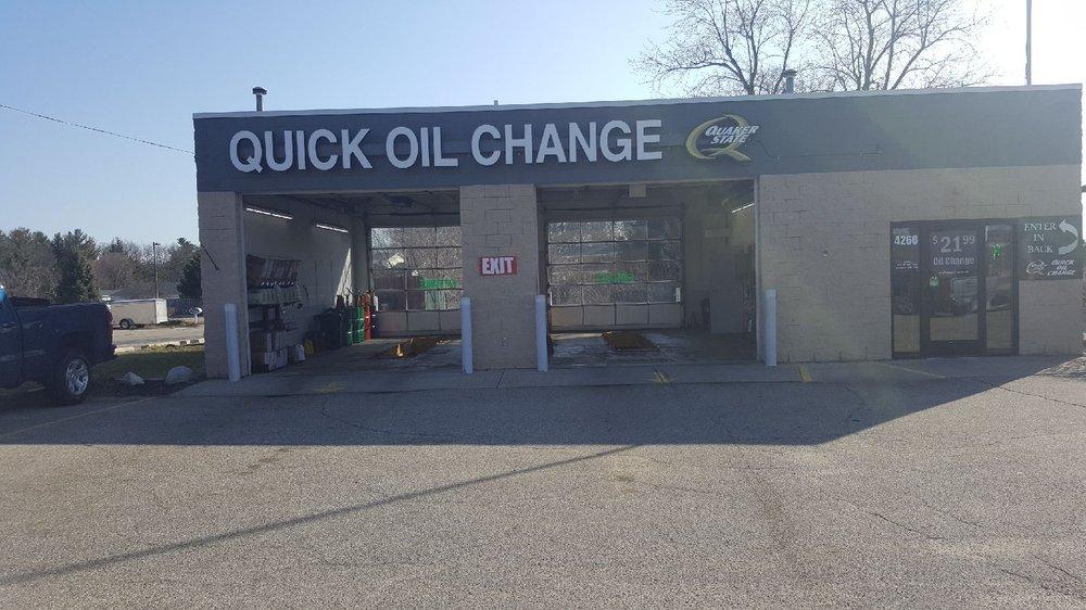 Performance Plus Quick Oil Change: 4260 Alpine Ave NW, Comstock Park, MI