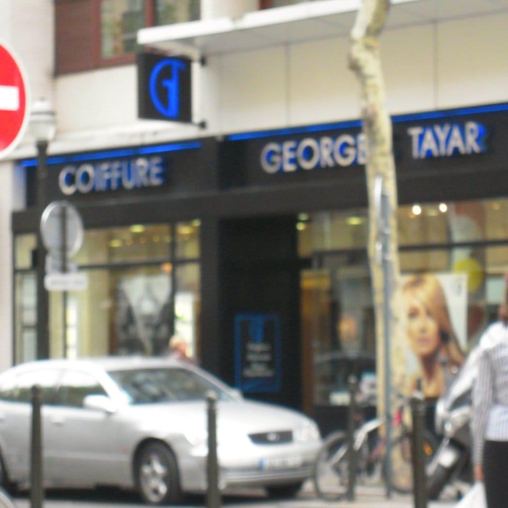 Georges tayar coiffure coiffeurs salons de coiffure for Salon de coiffure boulogne billancourt