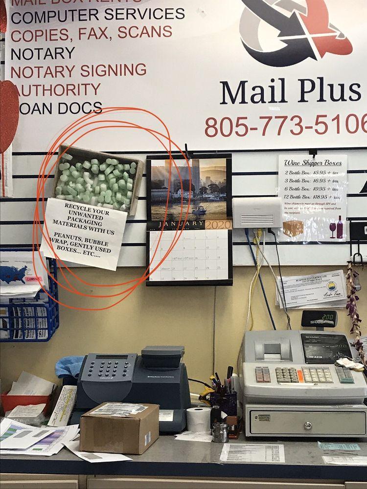 Mail Plus Pismo