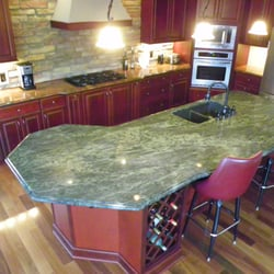 Photo Of Imperial Granite And Marble   Rochester, NY, United States. Granite  Island