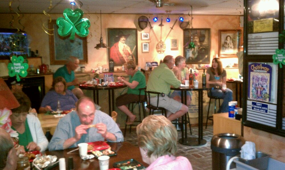 Belgium Beans Caffe': 3006 Georgetown Rd, Westville, IL
