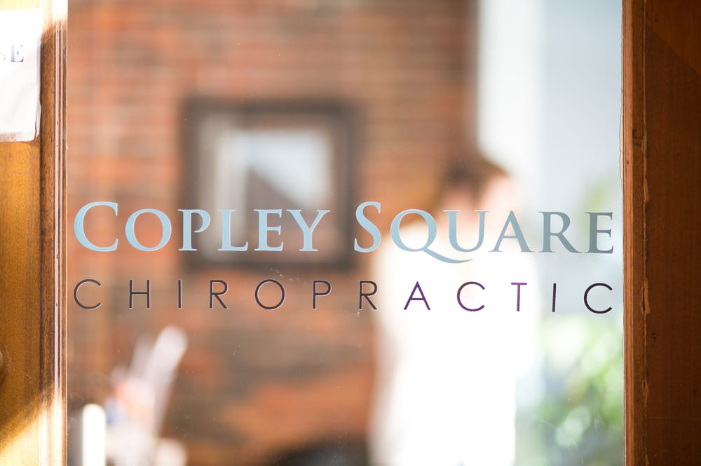Copley Square Chiropractic: 304 Columbus Ave, Boston, MA