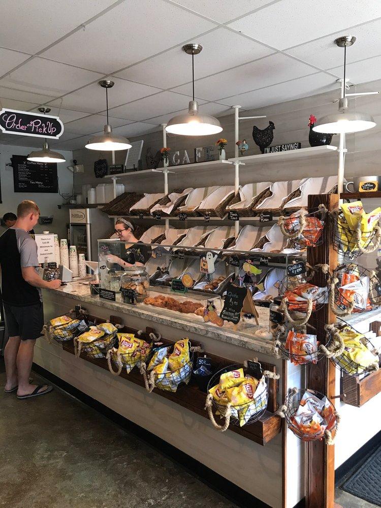 Kari Berry Bakery Bean & Bagel Cafe: 5047 Turnpike Feeder Rd, Fort Pierce, FL