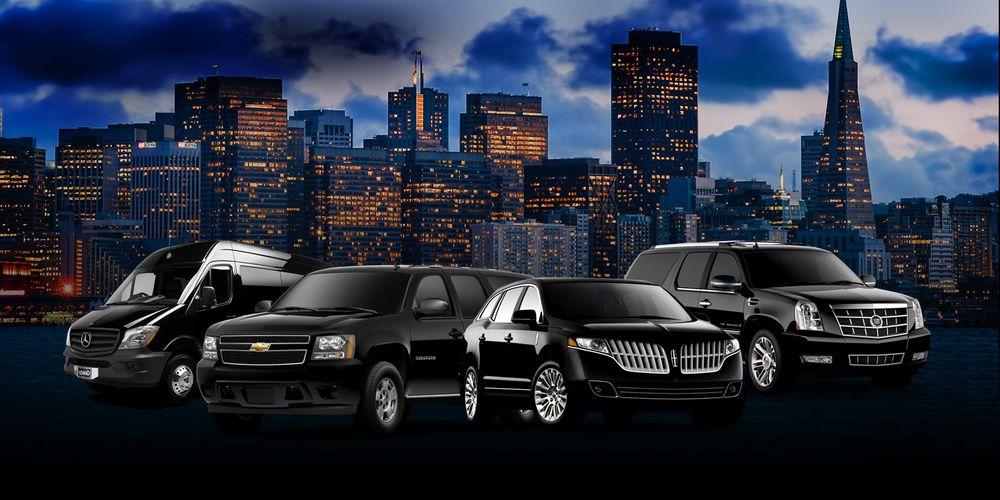 Car Services SF Bay Area Town Cars & Suv's: San Francisco, CA