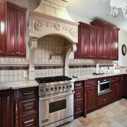 Gentil Photo Of Solid Wood Cabinets   Woodbridge, NJ, United States
