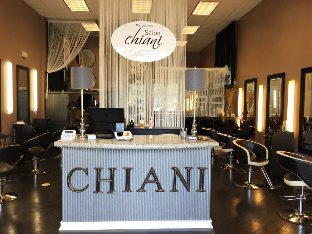 Chiani Salon: 4270 Tamiami Trl E, Naples, FL