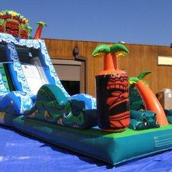 Water Slide Rental
