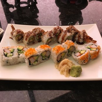 Photo Of Sesame Inn Chinese Restaurant Pittsburgh Pa United States Delicious Sushi