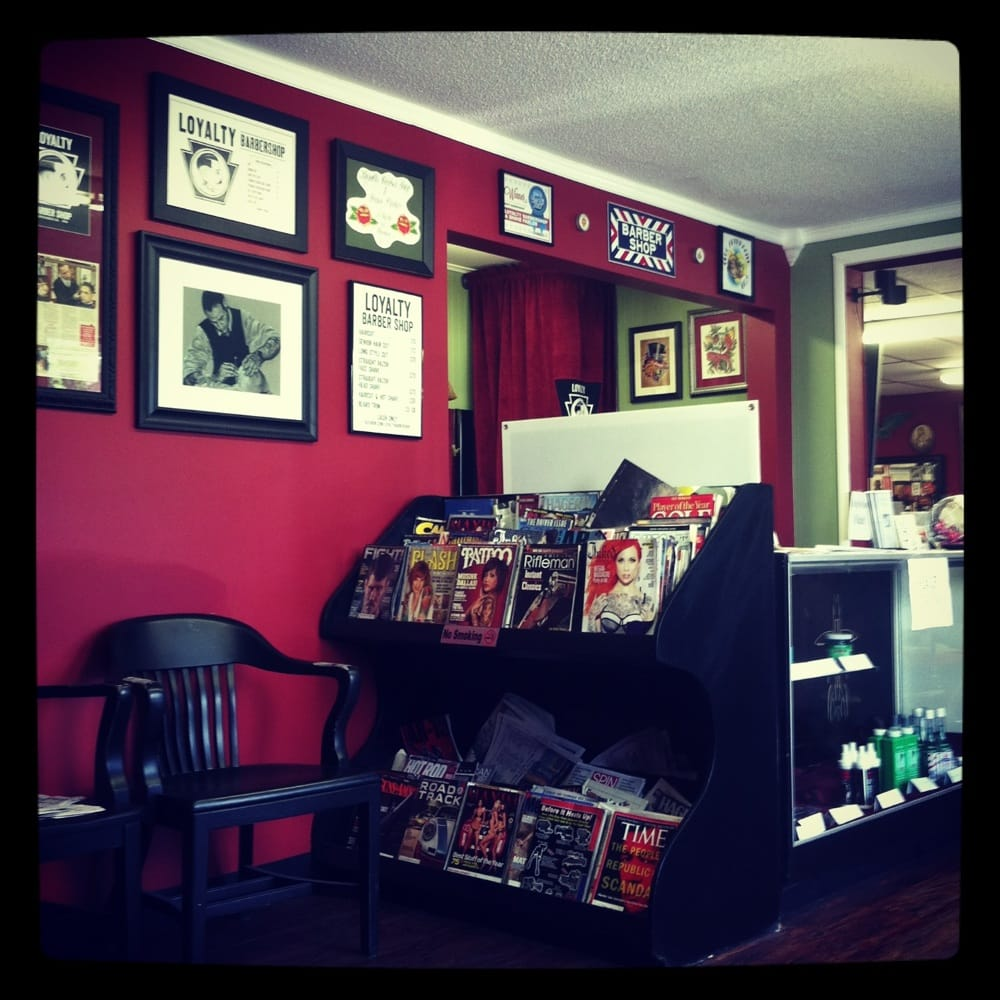 Loyalty Barber Shop & Shave Parlor: 7 Kennedy Dr, Archbald, PA