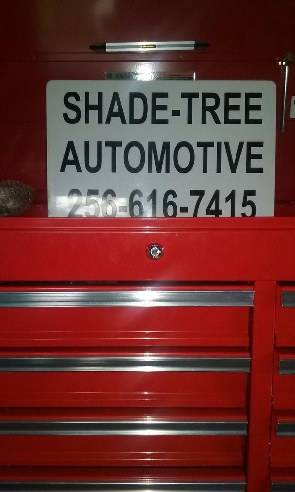 Shade-Tree Automotive: Falkville, AL