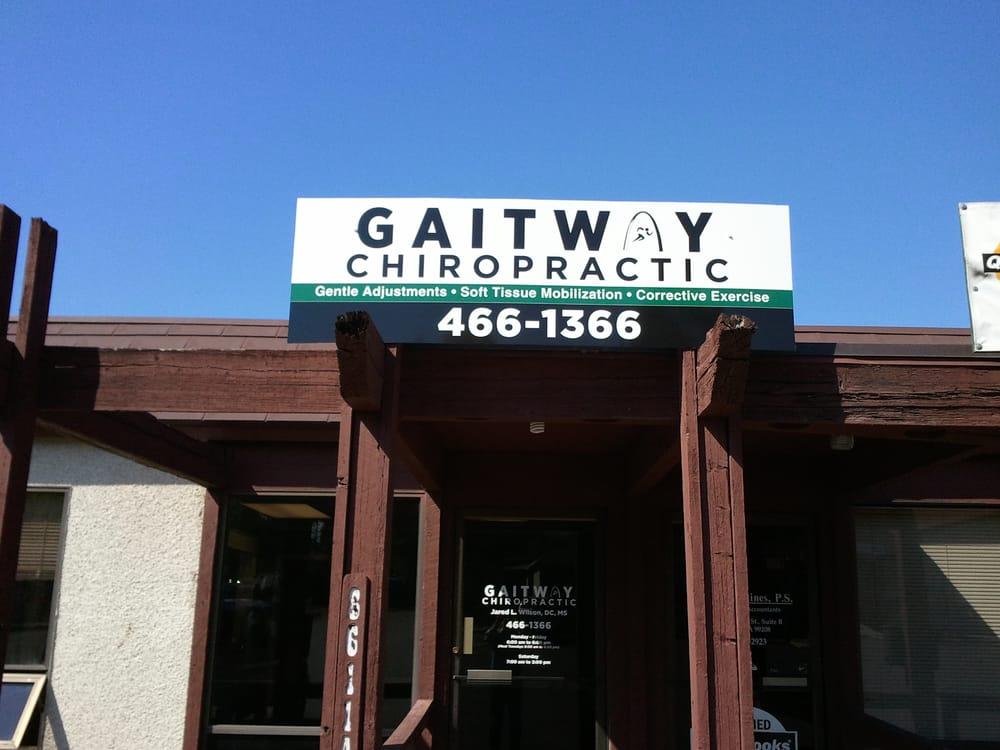 Gaitway Chiropractic - Sports Medicine - 8611 N Division St, Spokane ...