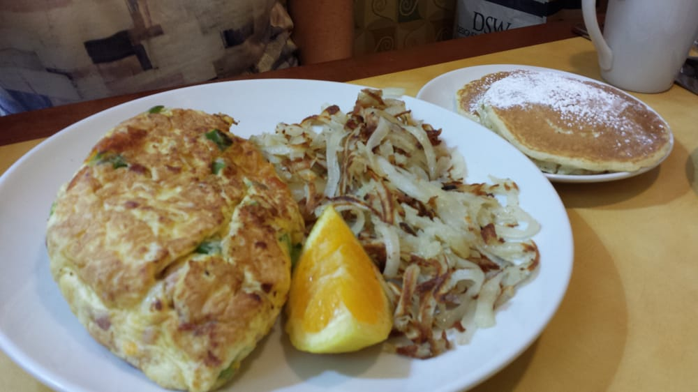 Eggsperience Pancakes And Cafe Menu