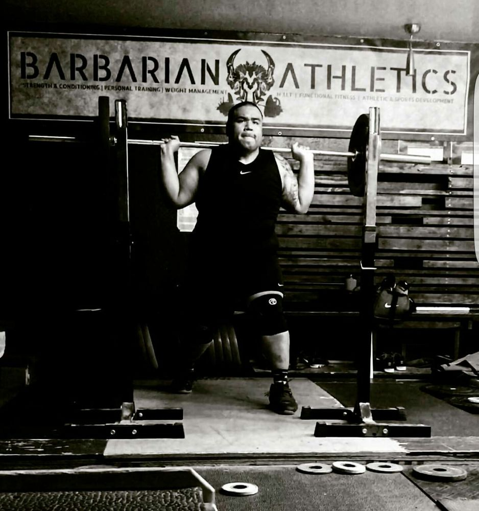 Barbarian Athletics