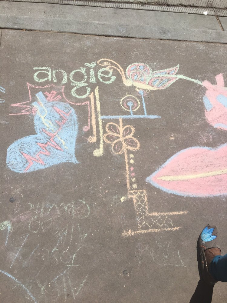 Chalk the Block: Museums & Cultural Affairs Department, El Paso, TX