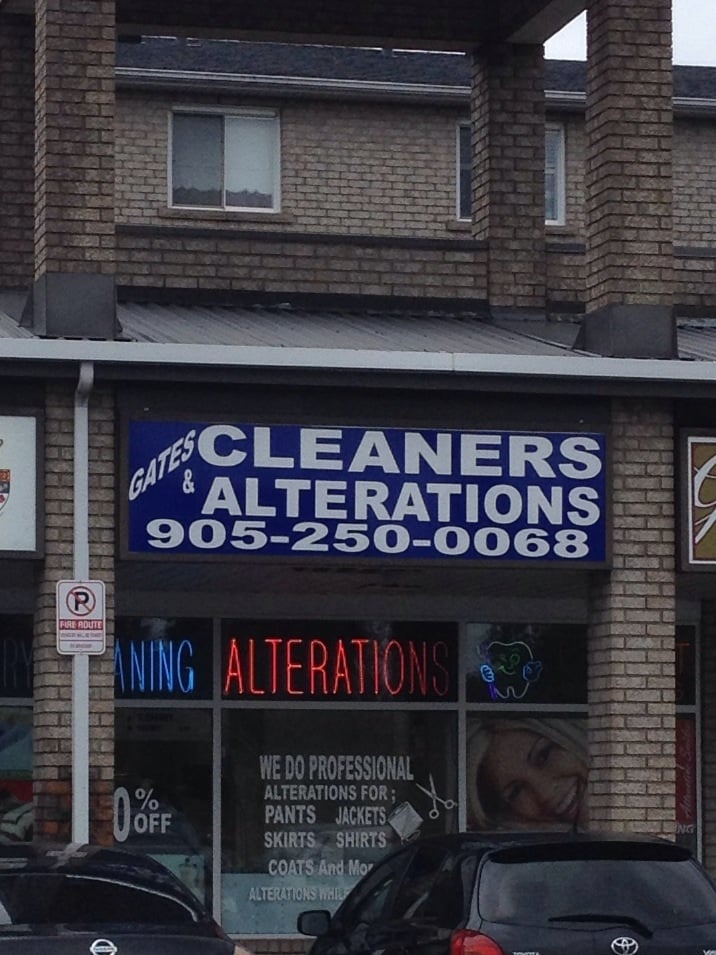 Gates Cleaners & Alterations