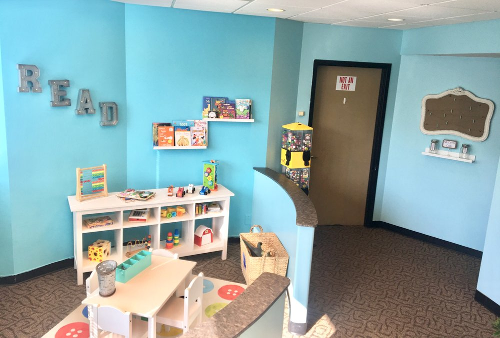 Seattle Pediatric Dentists: 4500 Sand Point Way NE, Seattle, WA