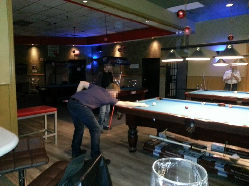 Photo Of Vip Pool Bar Toronto On Canada Party Area
