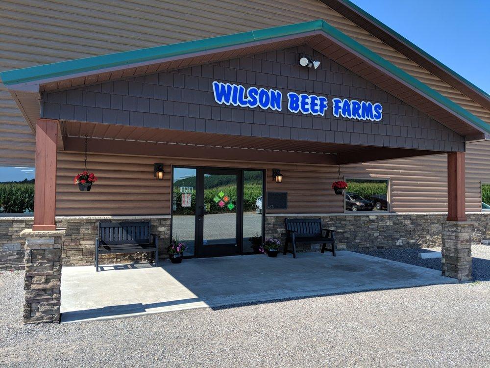 Wilson Beef Farms: 10751 Hess Rd, Canaseraga, NY