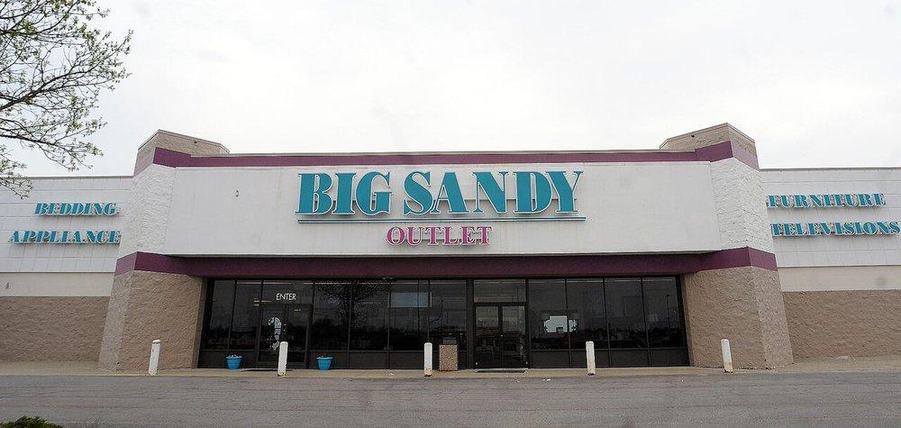 Big Sandy Superstore: 419 Market Square Dr, Maysville, KY