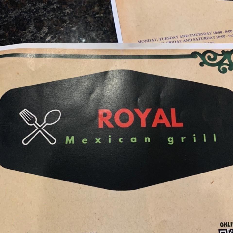 Royal Mexican Grill: 13951 S Alabama St, Jay, FL