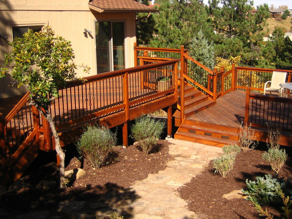 Decks By Schmillen: 4010 S Peyton Hwy, Colorado Springs, CO