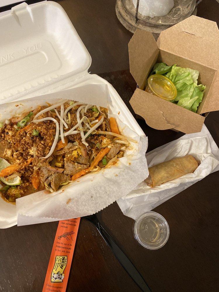 Mama Ning's Thai: 2 S Main St, Watkinsville, GA