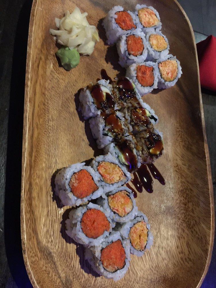 FuDa Sushi, Hibachi & Chinese Restaurant: 480 Daleville Hwy, Covington Township, PA