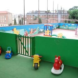 La caseta jard n de infancia cuidado infantil carrer for Caseta de jardin segunda mano barcelona