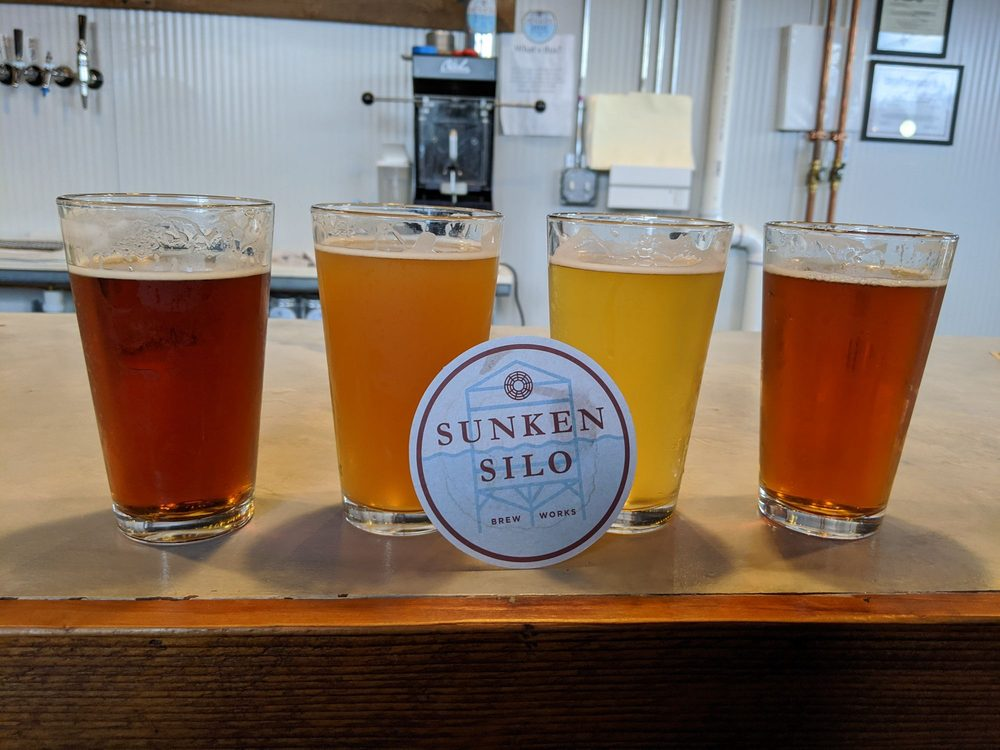 Sunken Silo Brew Works: 1320 US 22 W, Lebanon, NJ