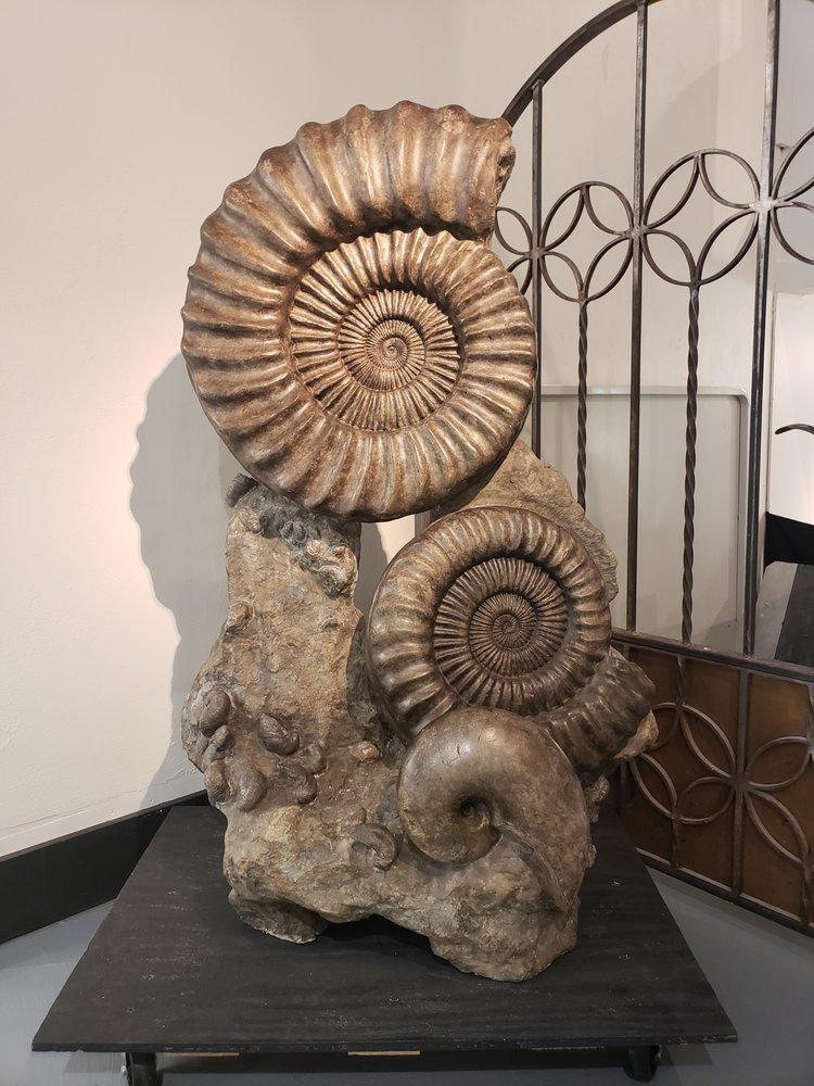 Cornerstone Minerals: 18 S Main St, Greenville, SC